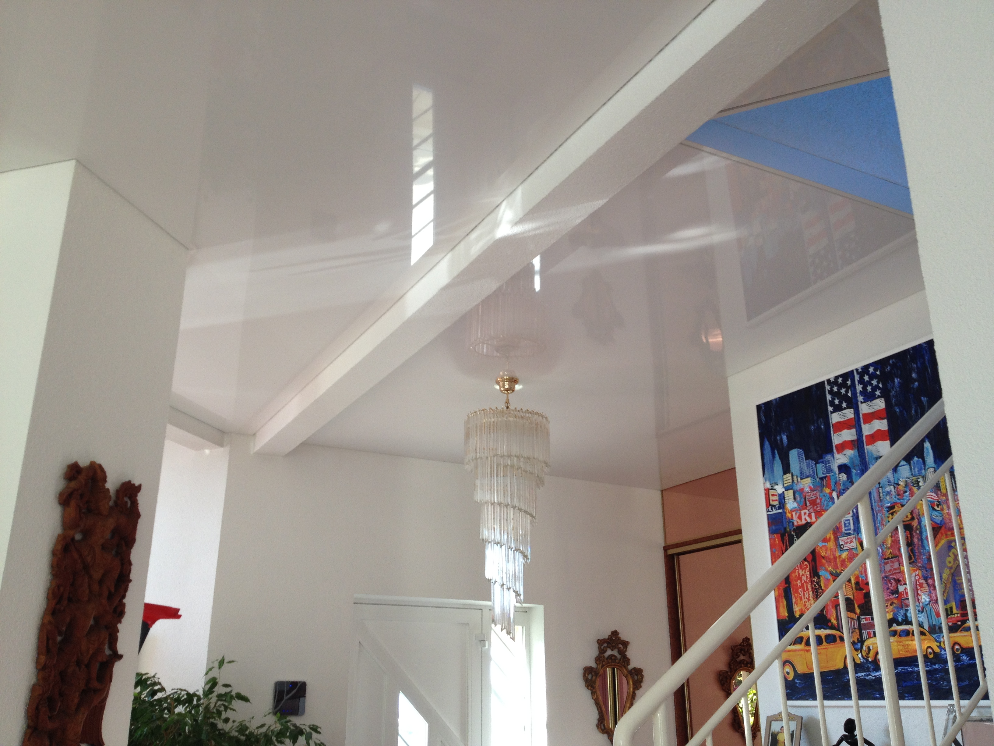 plafond tendu mulhouse prix toile entretien plafonds net services. Black Bedroom Furniture Sets. Home Design Ideas